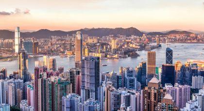 Destination Hong Kong City in Hong Kong