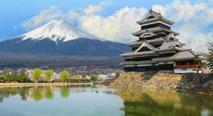 Destination Matsumoto in Japan