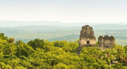 Destination Tikal National Park in Guatemala