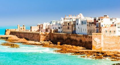 Destination Essaouira in Morocco