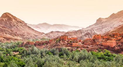 Destination High Atlas in Morocco