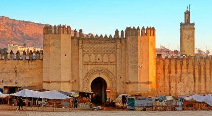 Fes in Marokko