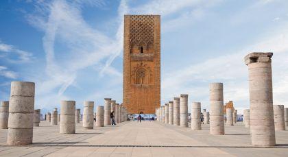 Destination Rabat in Morocco
