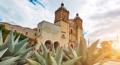 Destination Oaxaca in Mexico