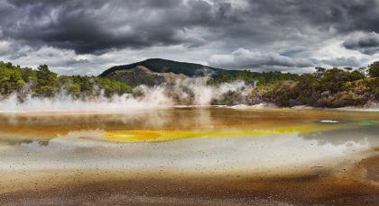 Destination Rotorua in New Zealand