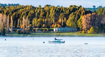 Te Anau in Neuseeland