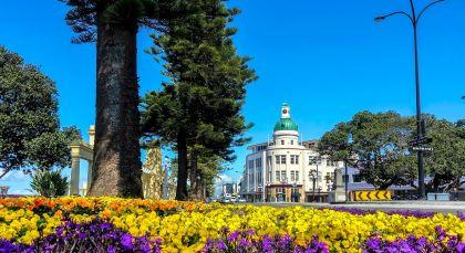 Destination Napier in New Zealand