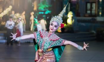 Dancing Thailand