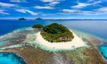 Matamanoa Island Resort, Fiji