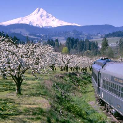 Mt Hood Railroad