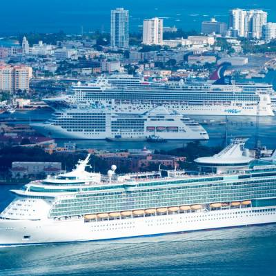 Old San Juan Cruise Port