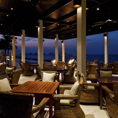 The Chedi Pool Cabana