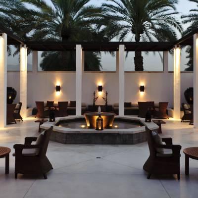 The Shisha Courtyard