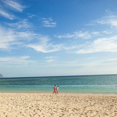 Sands resort & spa beach