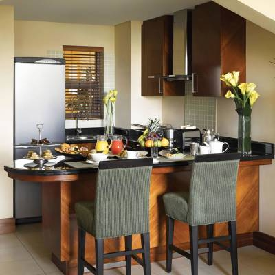 Shangri-La Residences Kitchen