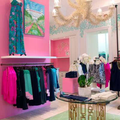 Lilly Pulitzer boutique