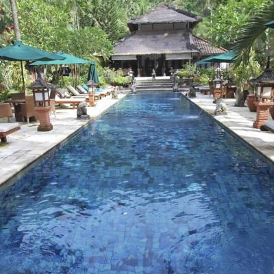 Lap Pool Spa Resort