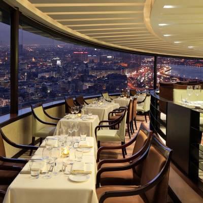 Al Dawaar Revolving Restaurant