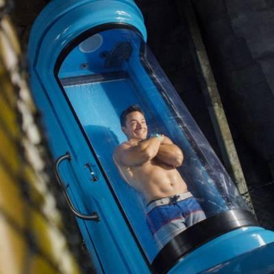 Kala Body Slide at Universal's Volcano Bay™