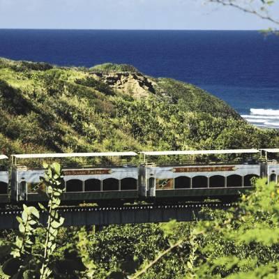 St. Kitt's Scenic Railway