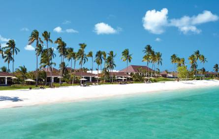 The Beach at The Residence Zanzibar