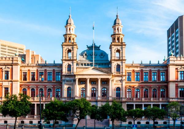 The Palace of Justice-Pretoria