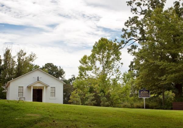 Elvis Presley Birthplace Assembly of God Church