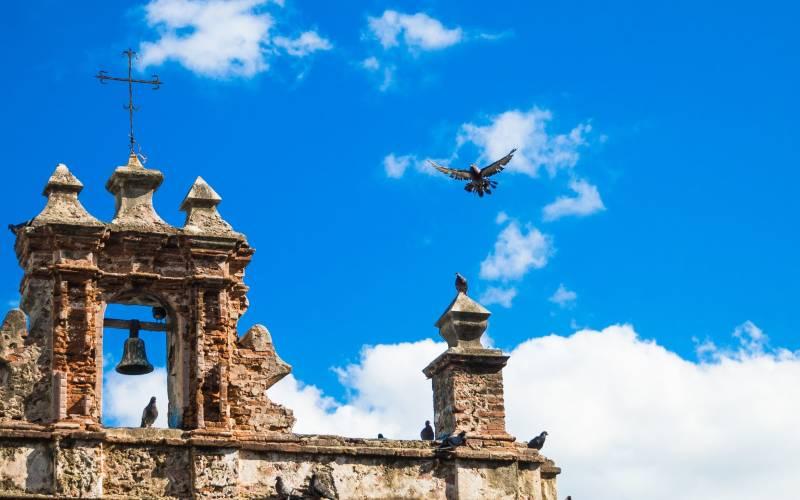 Capilla del Cristo Old San Juan