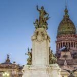 Buenos Aires Sehenswürdigkeiten: Kongressgebäude Mexico holiday