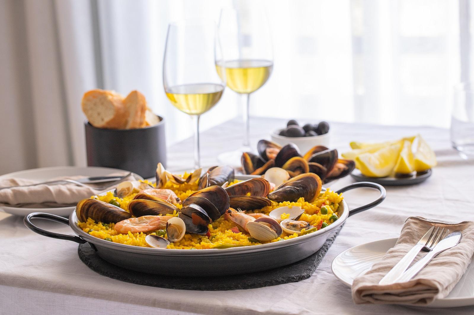 Spain Tour - Cuisine