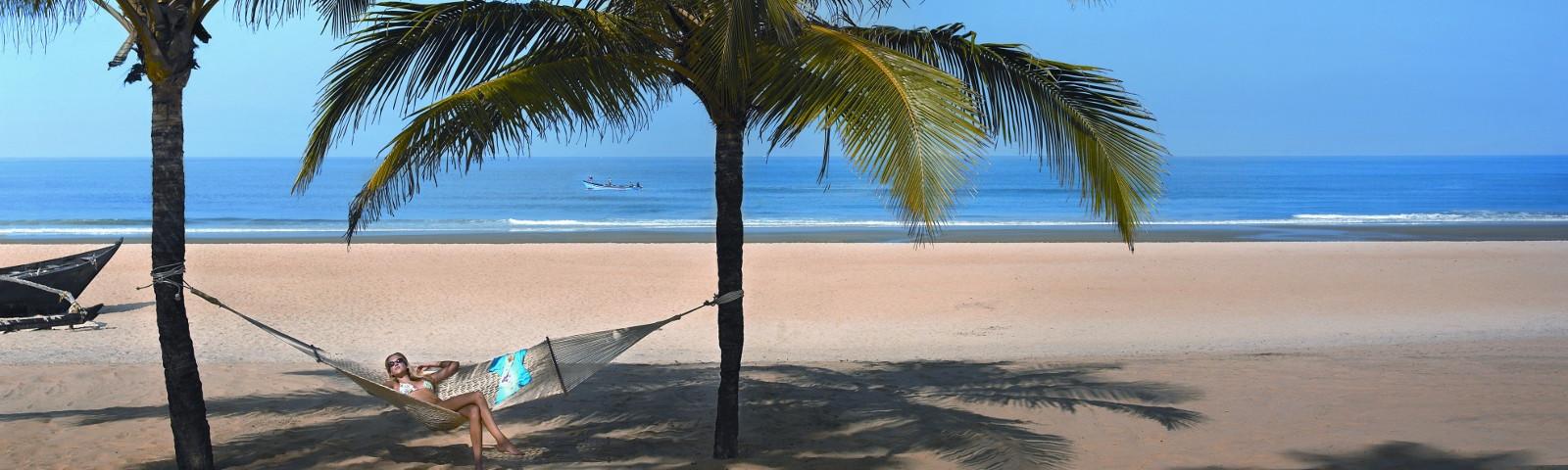 Zu den schönsten Sehenswürdigkeiten in Goa zählen die traumhaften Strände