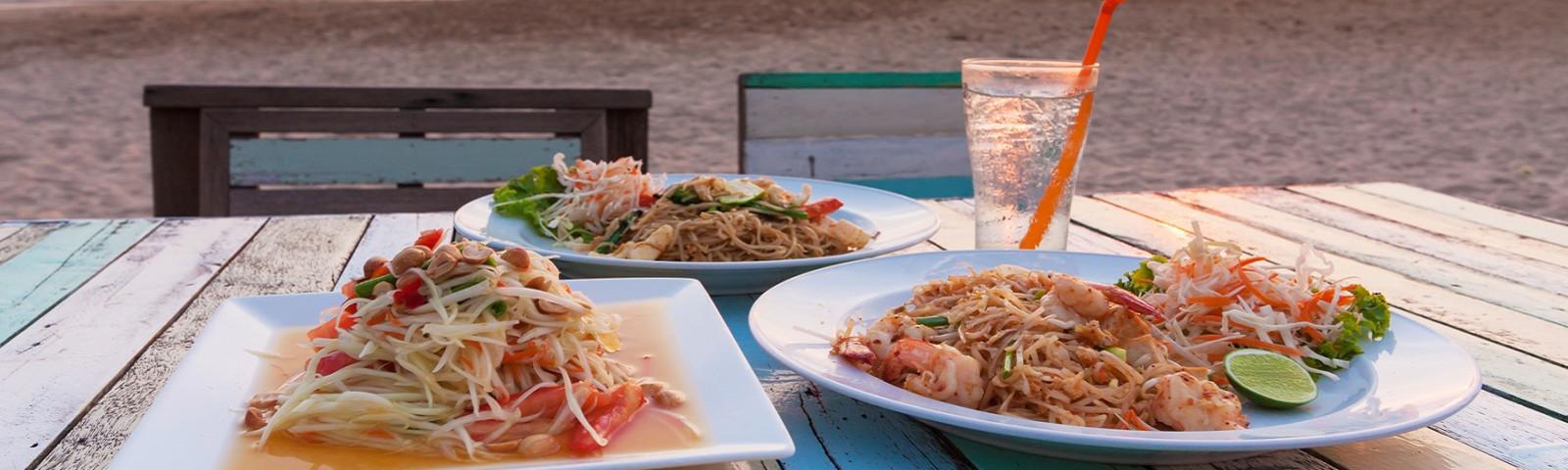 Khao Lak Restaurant Guide