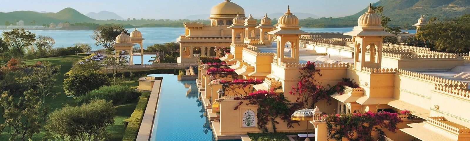 Oberoi Udaivilas Hotels in Udaipur India Vacation