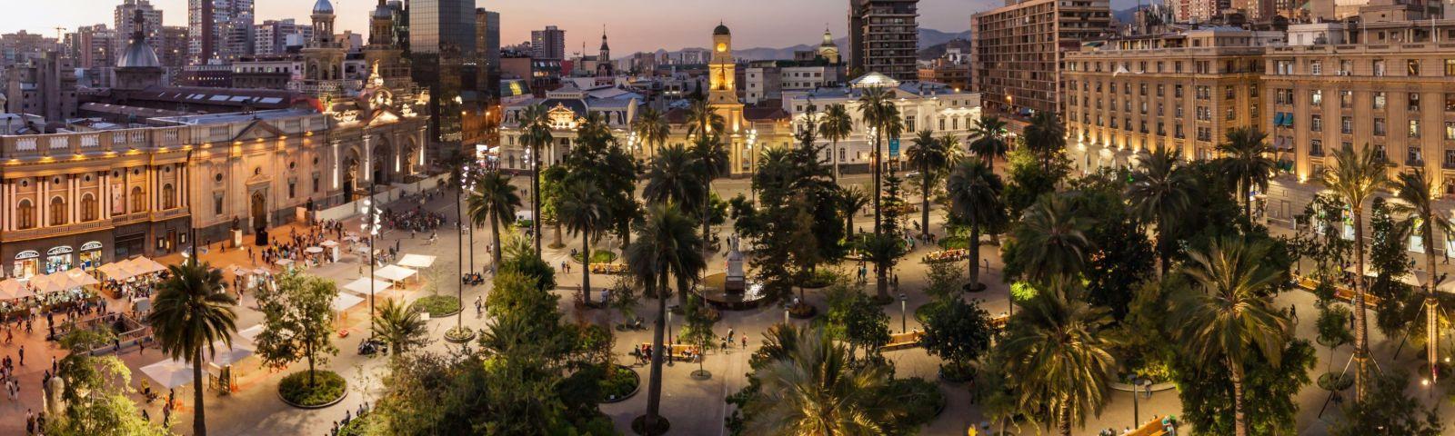 Santiago De Chile Sehenswürdigkeiten Enchanting Travels