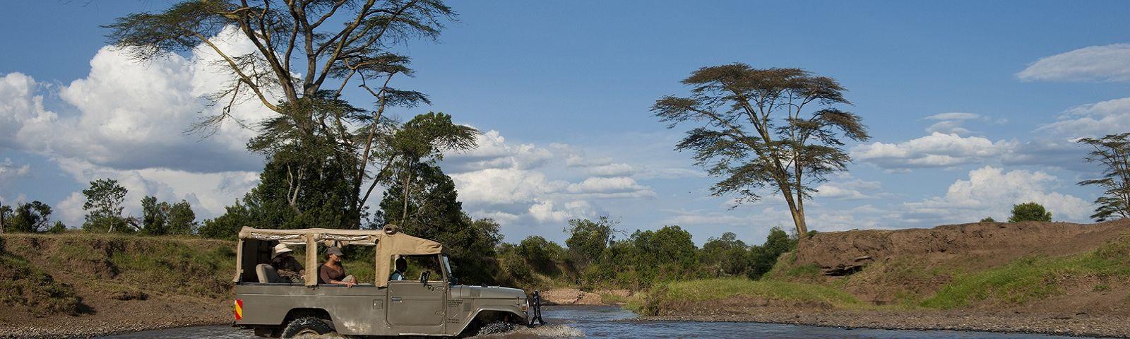 Safari tour in Laikipia - Ol Pejeta / Solio, Kenya