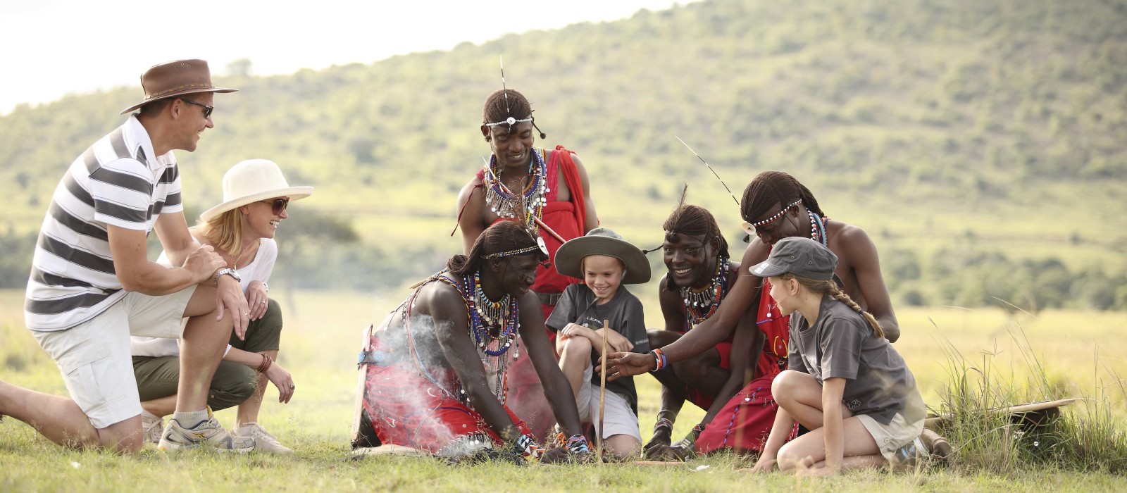 Responsible Travel - Kichwa Tembo tented camp