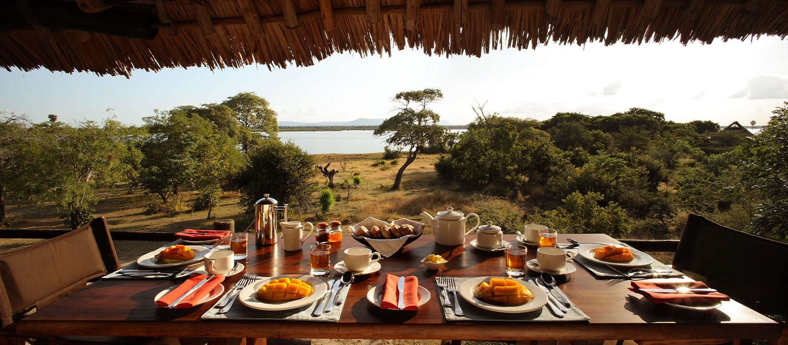 Kenya's Cuisine - safari breakfast