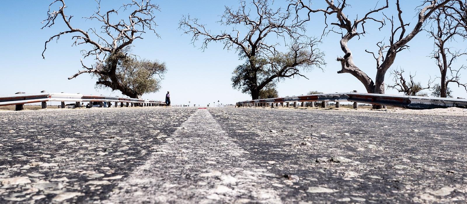Botswana history