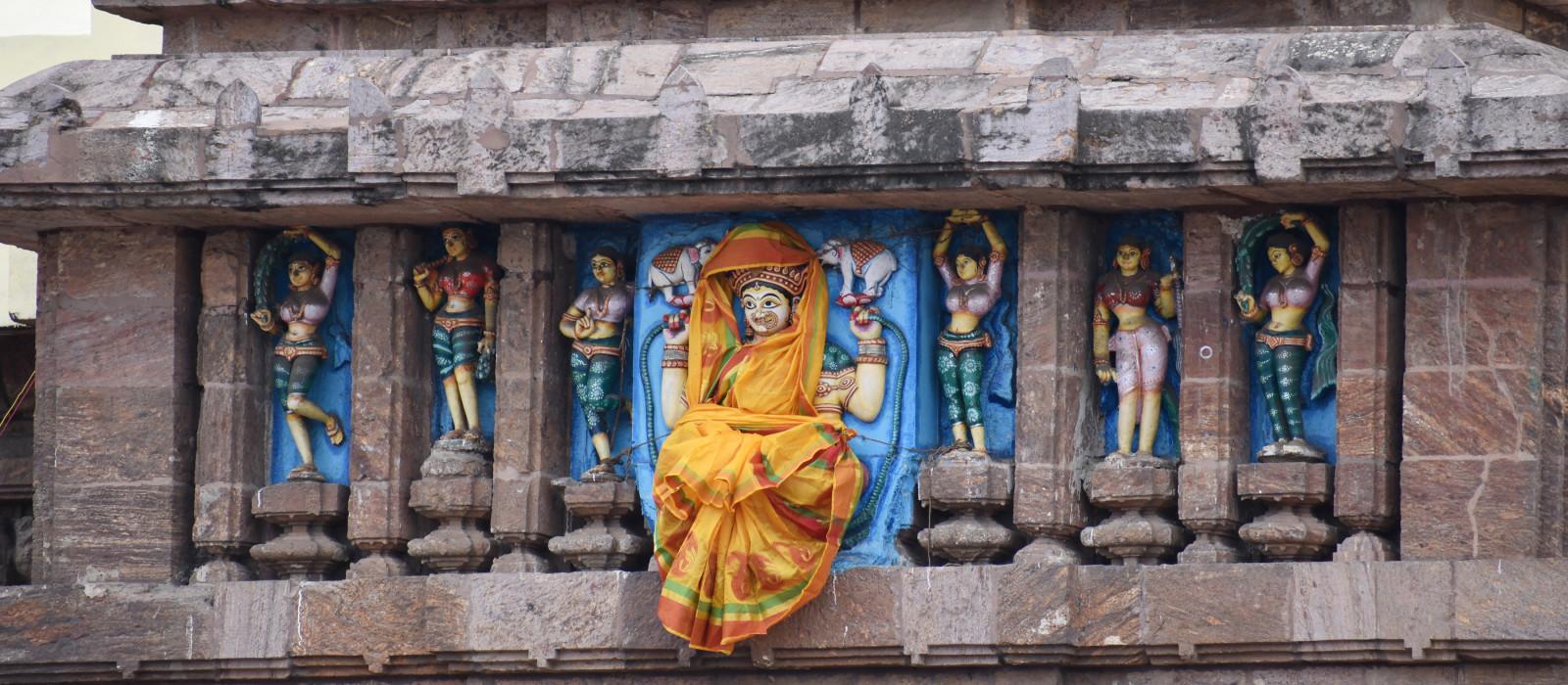 Jagannath Puri Tempel