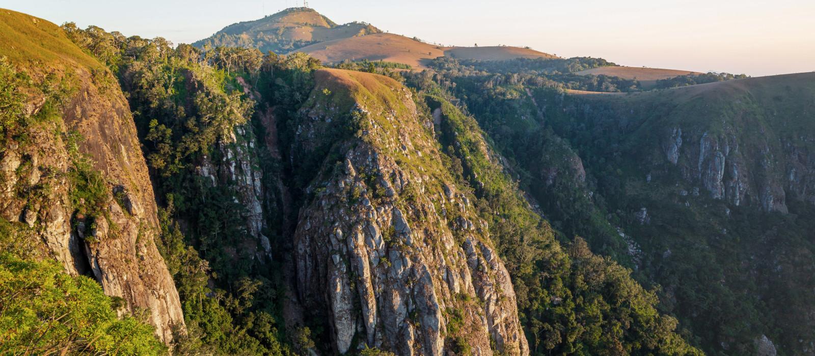 Zomba Plateau - Malawi, Afrika
