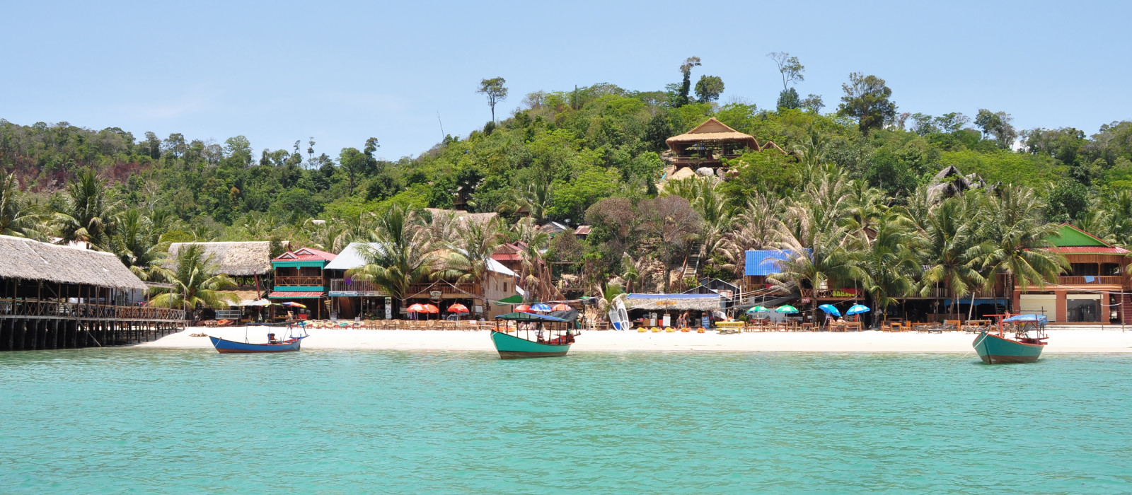Koh Rong, island paradise in Cambodia, Asia