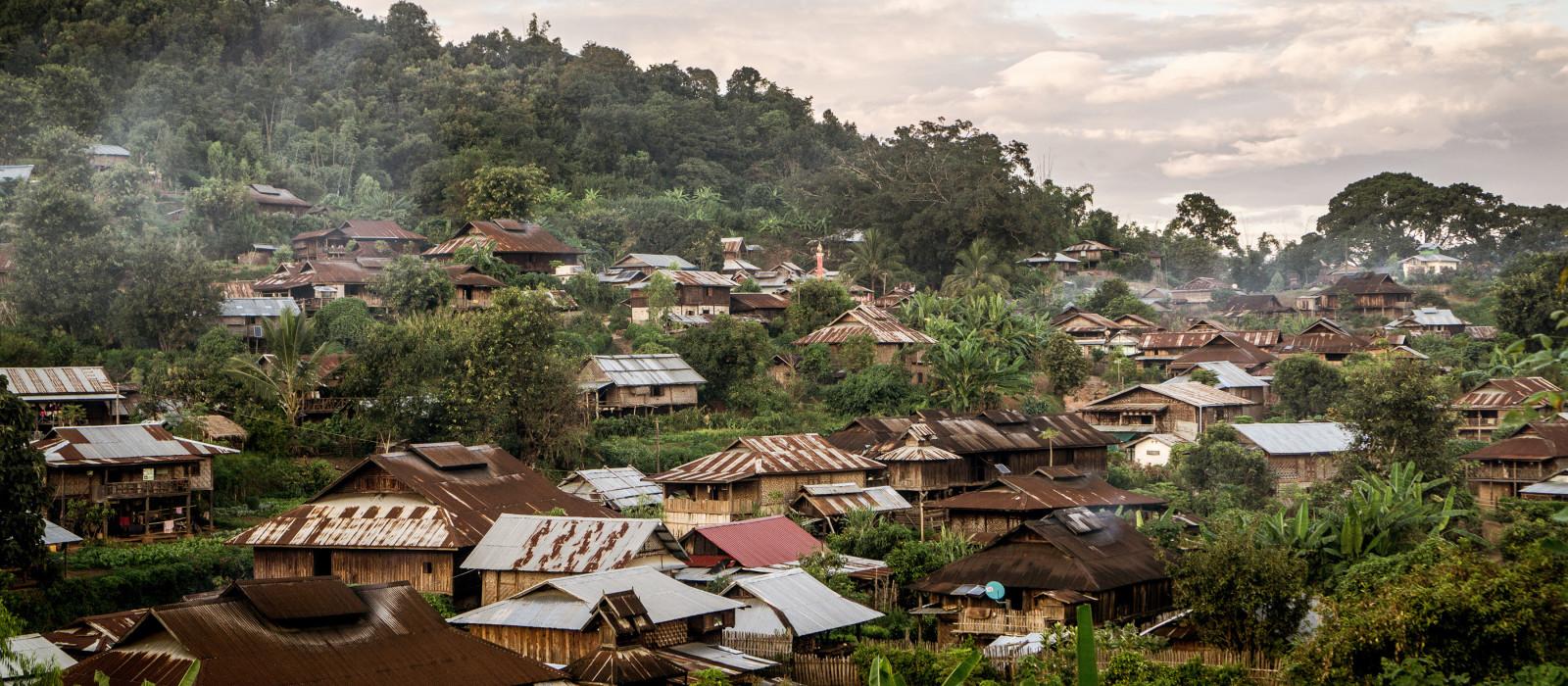 Hsipaw 3-tägige Wanderung zu den Shan Dörfern - Pan Kam Dorf, Asien