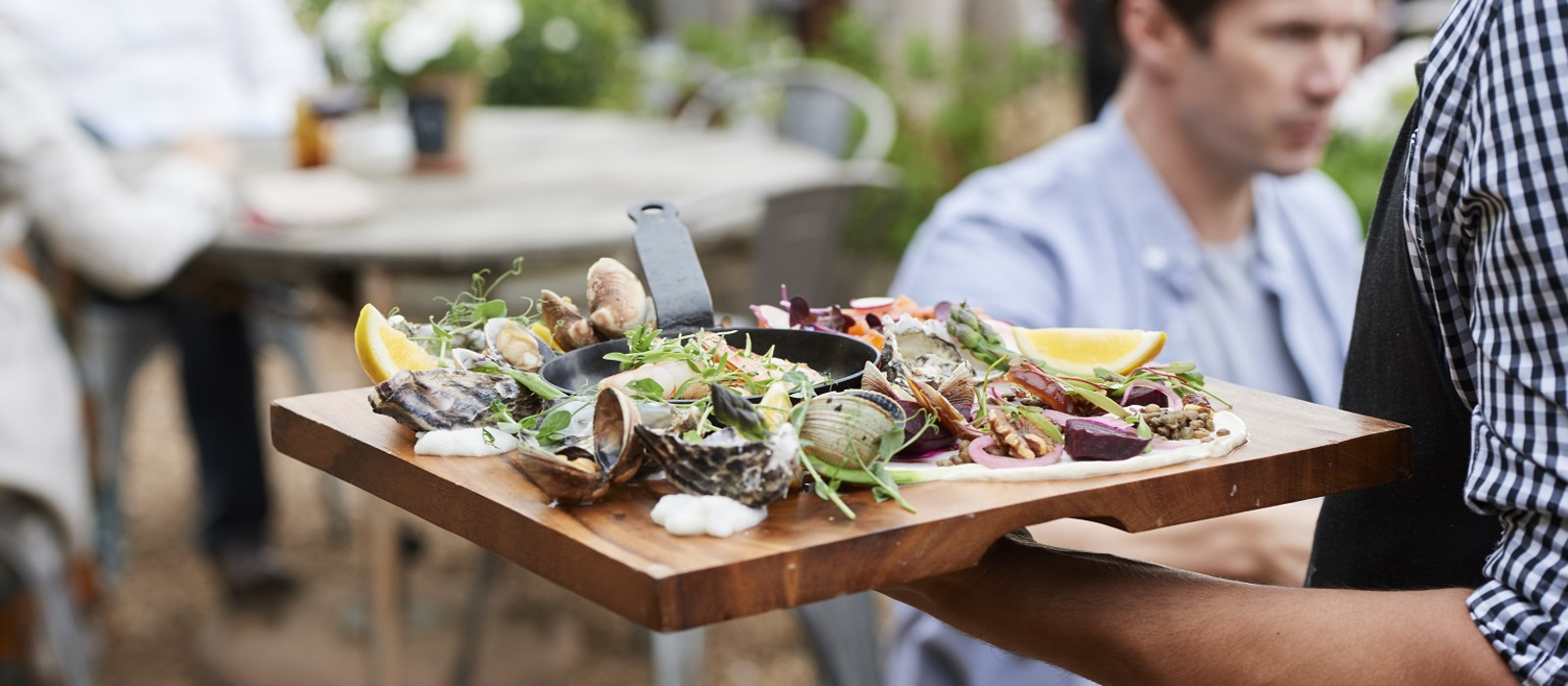 Cuisine in New Zealand - seafood