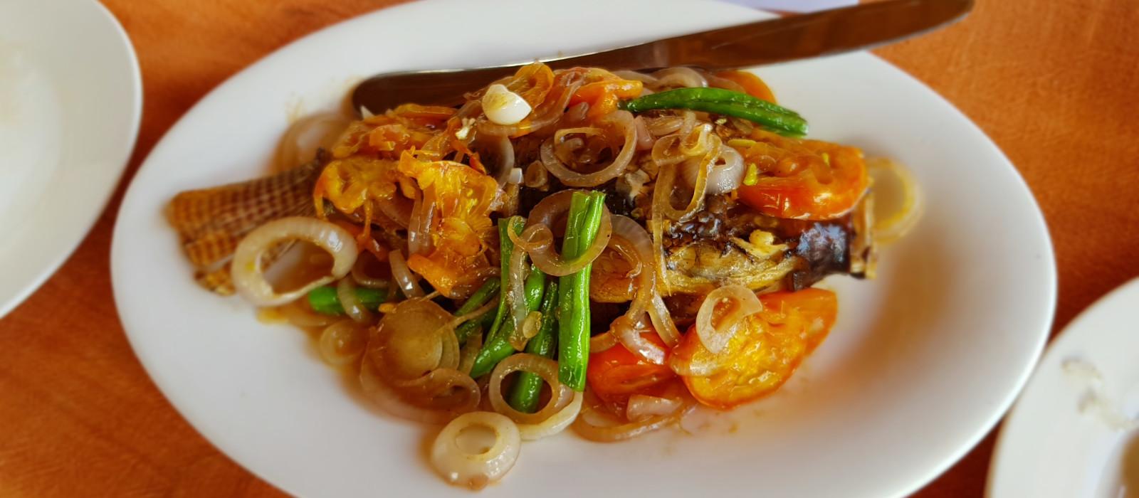 Cuisine in Myanmar