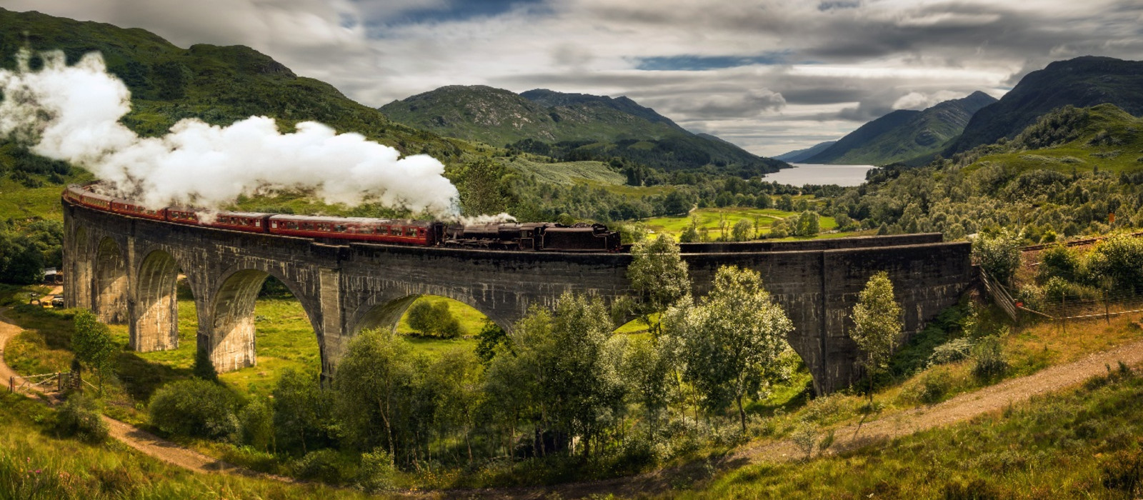 Things to do in UK & Ireland - Jacobite steam train ride