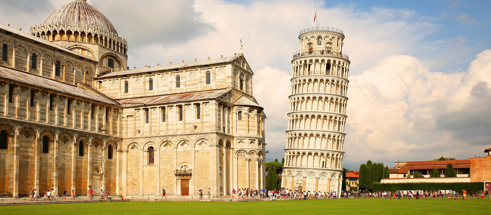 Leaning tower of Pisa, Italy, Europe