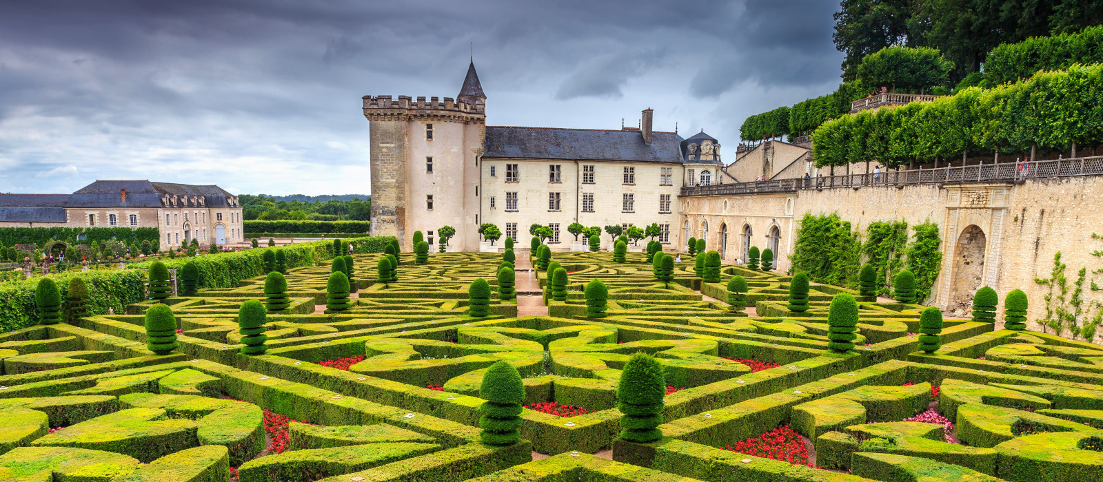 History of France - chateaux