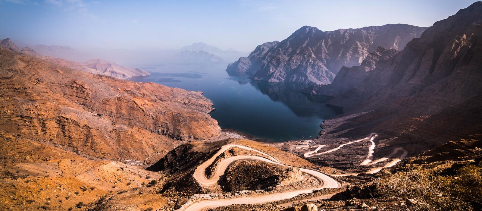 Orient Reisen - Region Khasab, Oman