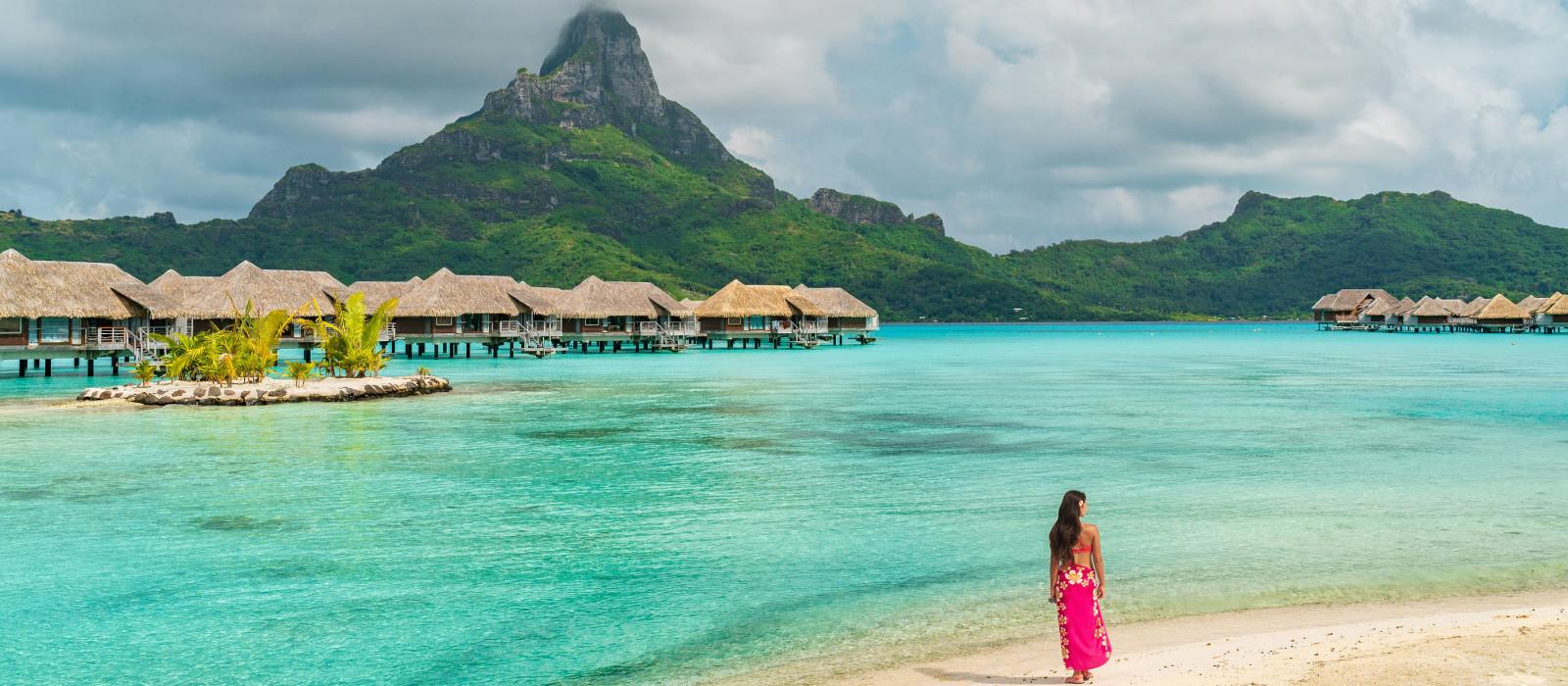 French Polynesia Vacation - Bora Bora