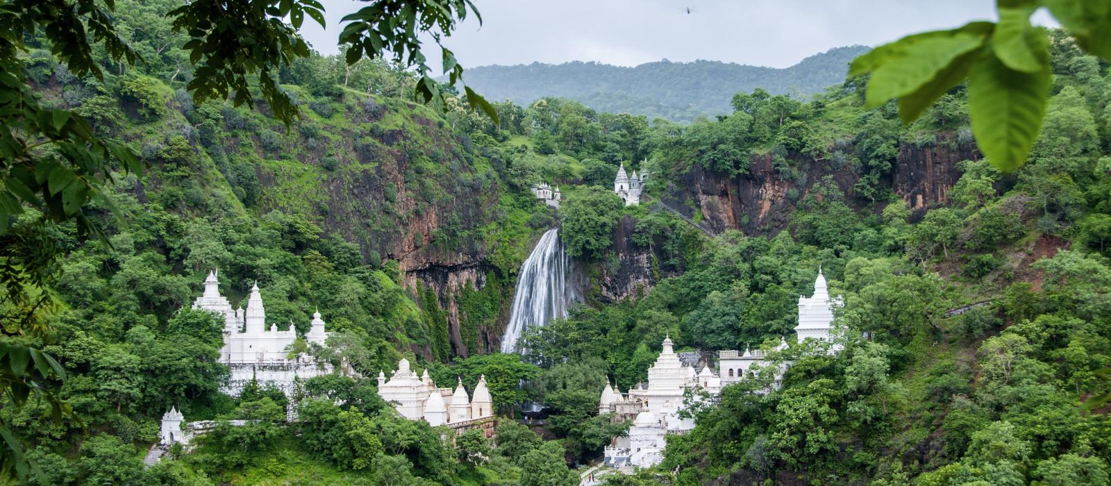 Muktagiri Tempel, Indien